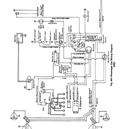 1946 chevy pickup ignition wiring diagram schematic [ 1600 x 2164 Pixel ]