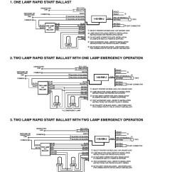 Iota I 24 Emergency Ballast Wiring Diagram Gooseneck Trailer Light 4 Lamp Ps1400