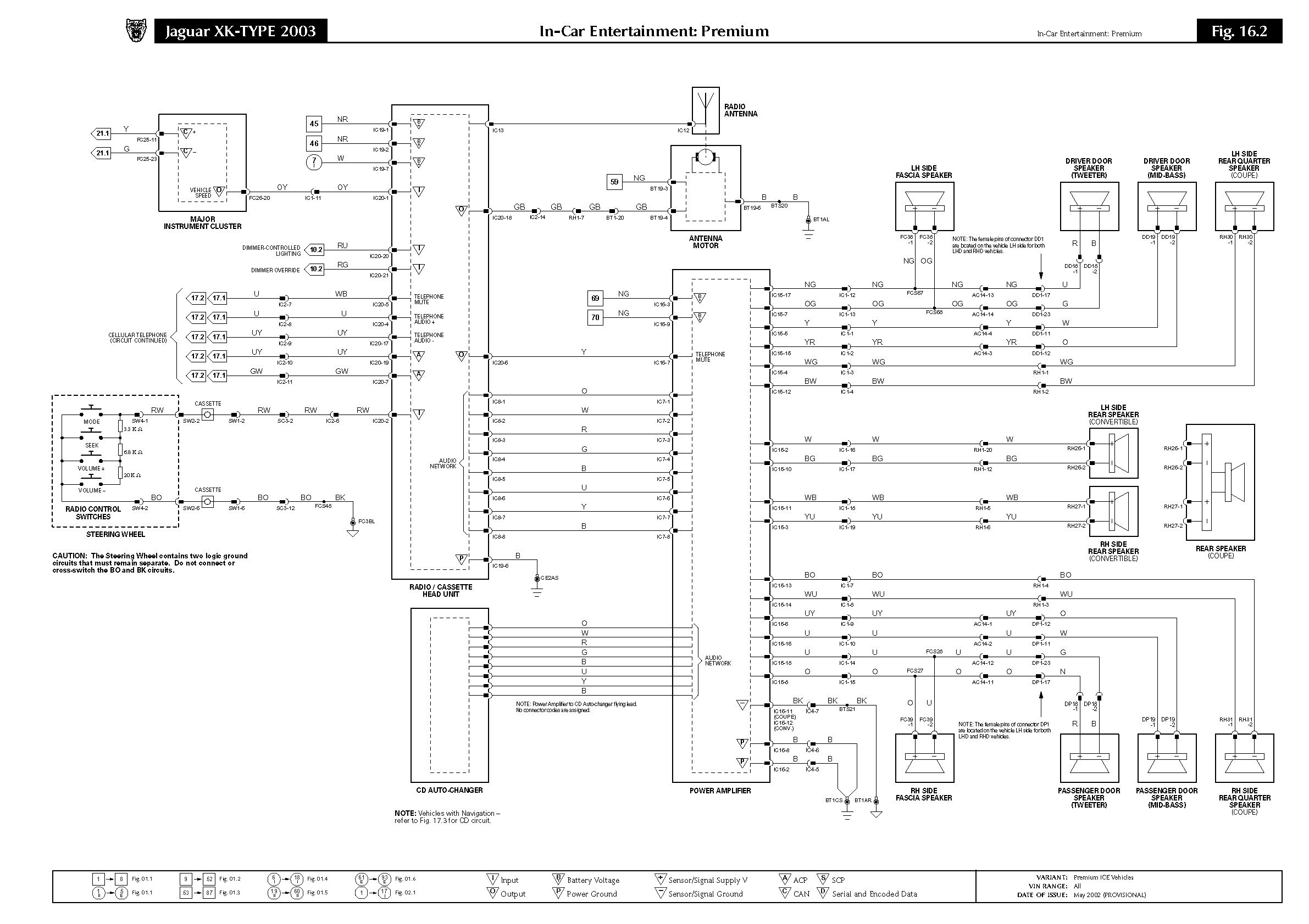 jaguar s type radio wiring diagram bmw z3 speaker gallery sample