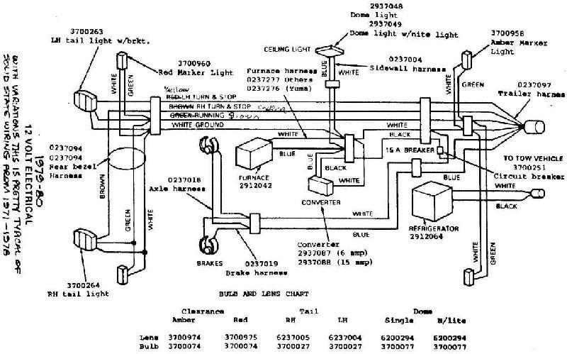 coleman pop up wiring diagram