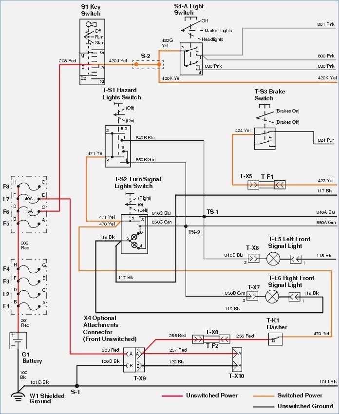 John Deere Hpx Wiring Diagram - Wiring Diagram Img on