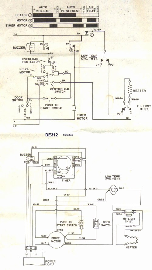 small resolution of diagram dryer wiring whirlpool le7010 wiring diagram paper wp duet dryer wiring diagram