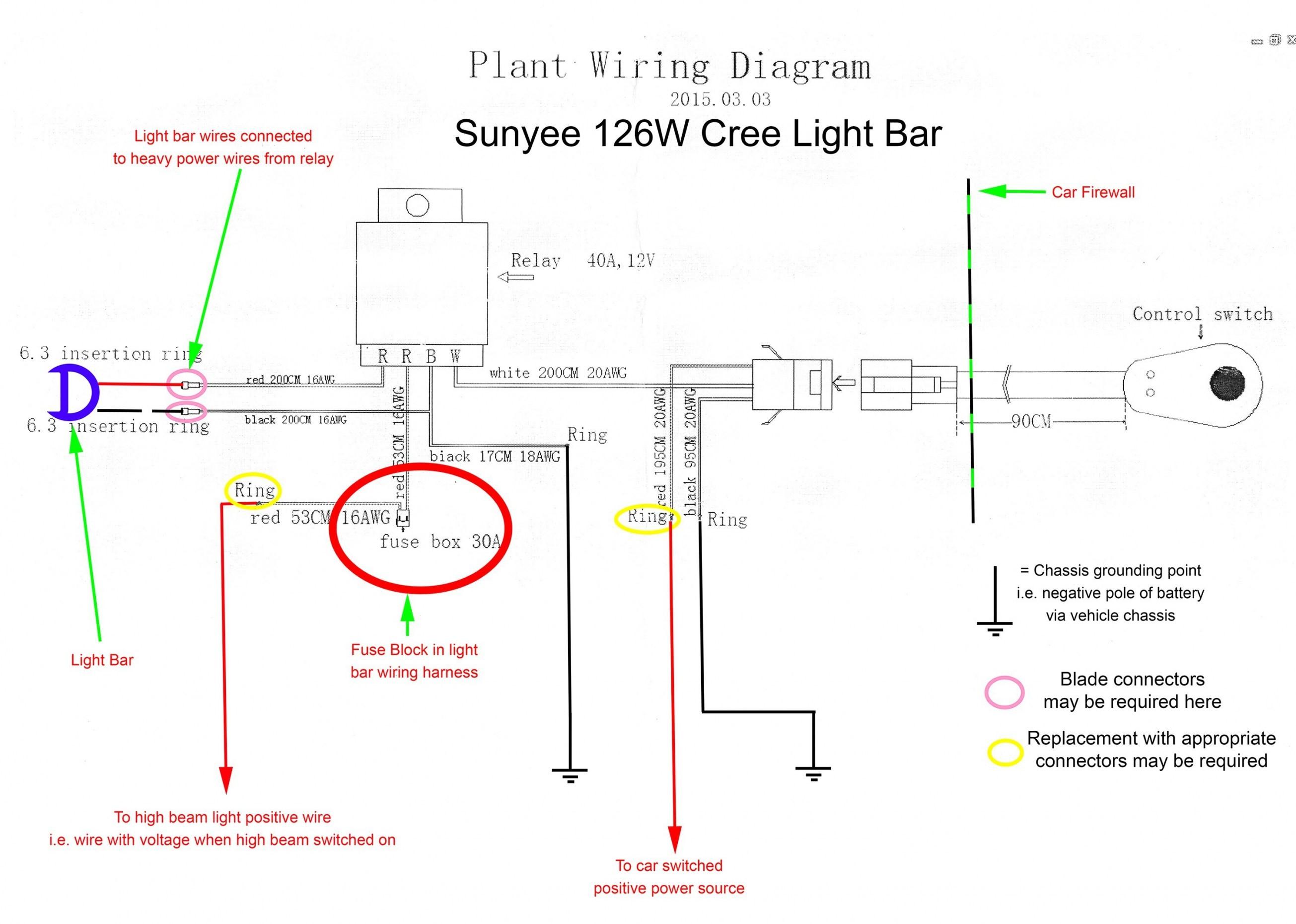 Led Wiring Diagram 3 | Wiring Diagram on