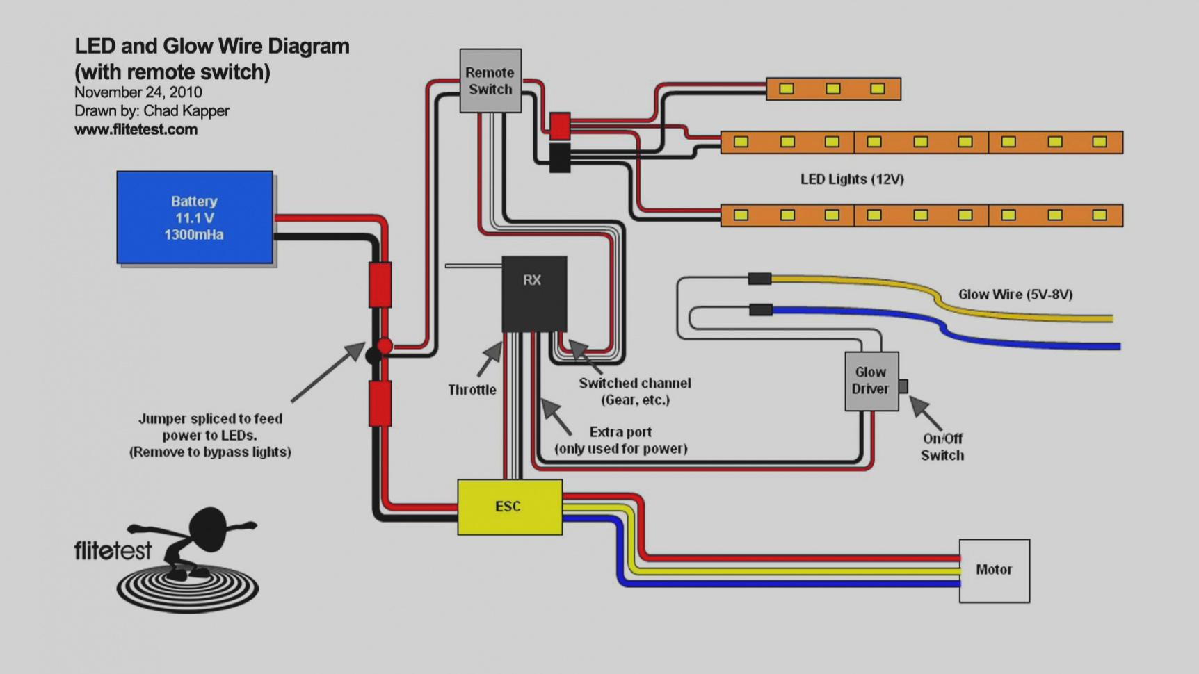 led light strip wiring diagram 1999 ford mustang headlight sample