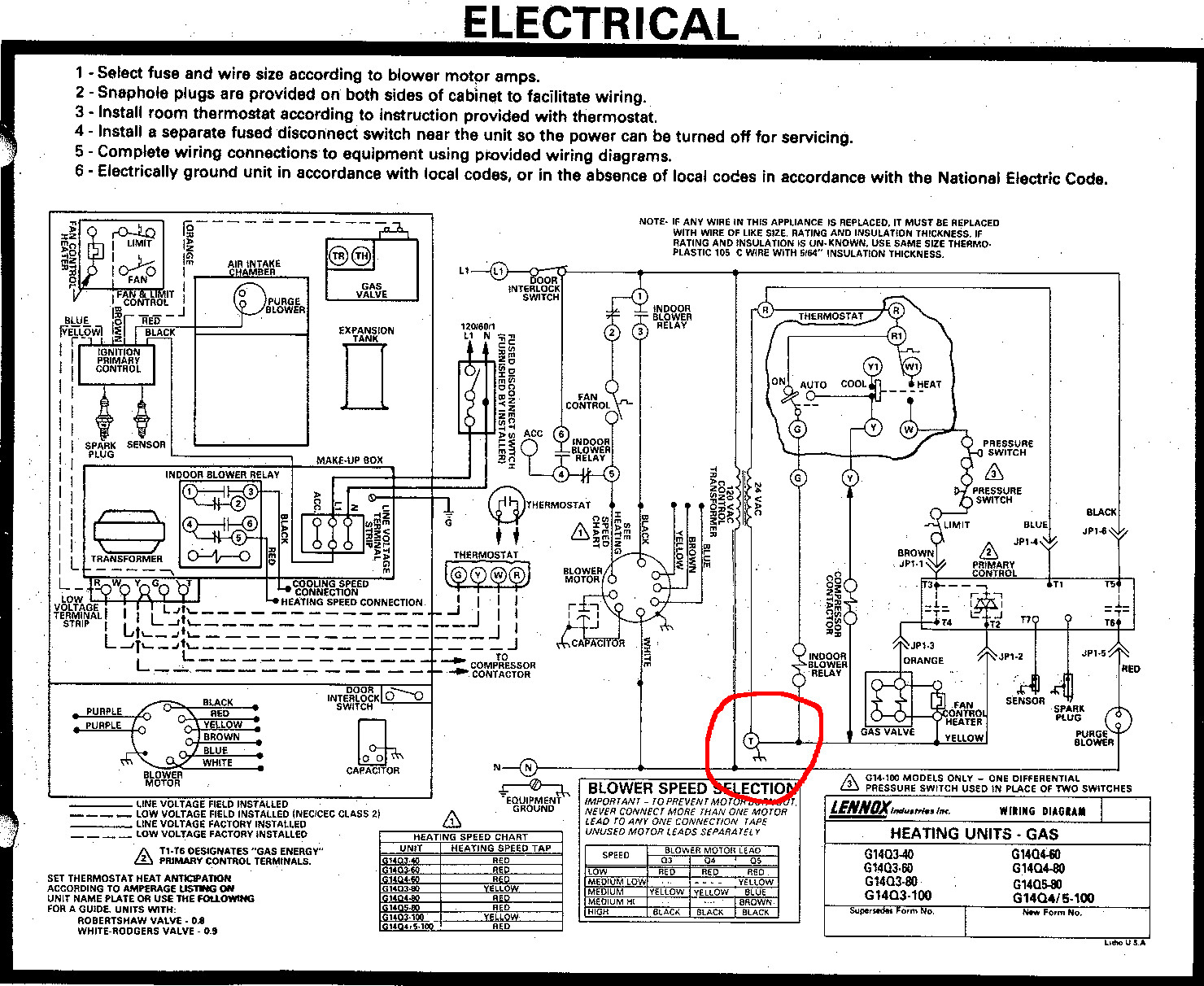 old rheem air handler wiring diagram 2001 dodge ram infinity lennox furnace thermostat collection