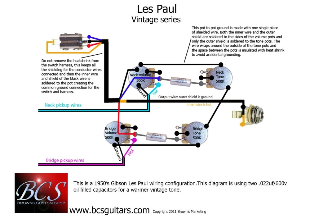medium resolution of bcs wiring diagram wiring diagram article review bcs guitars wiring upgrade for gibson epi es335 guitars bcs