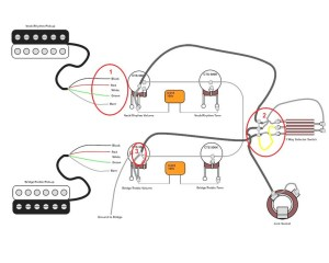 Les Paul Standard Wiring Diagram Download | Wiring Diagram Sample