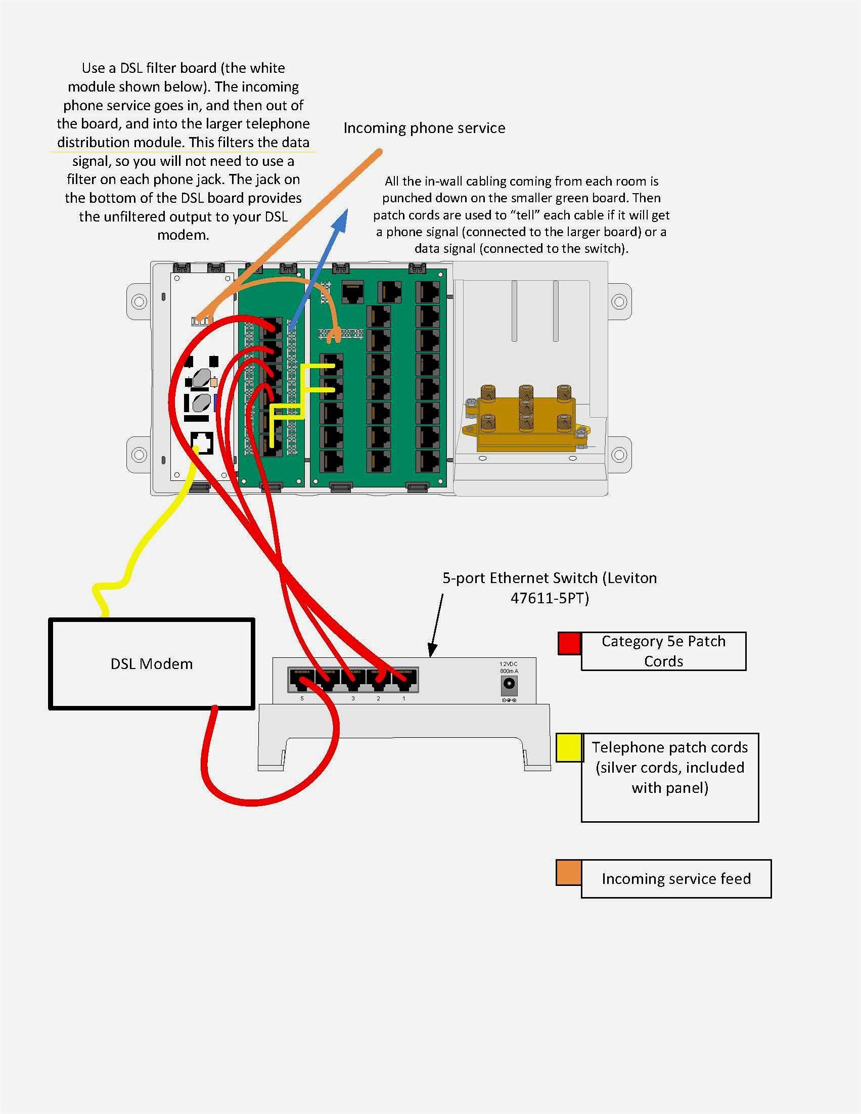 Leviton Network Wiring Diagram - Today Wiring Schematic Diagram on