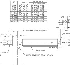 Linear Actuator Wiring Diagram 2 5 Mm Jack Gallery Sample