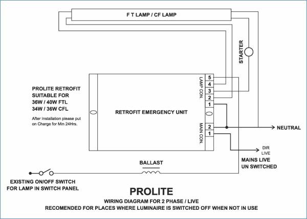 Lithonia Emergency Light Wiring Diagram Download