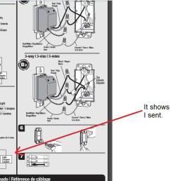 wiring diagram pics detail name lutron 3 way dimmer wiring  [ 1267 x 710 Pixel ]