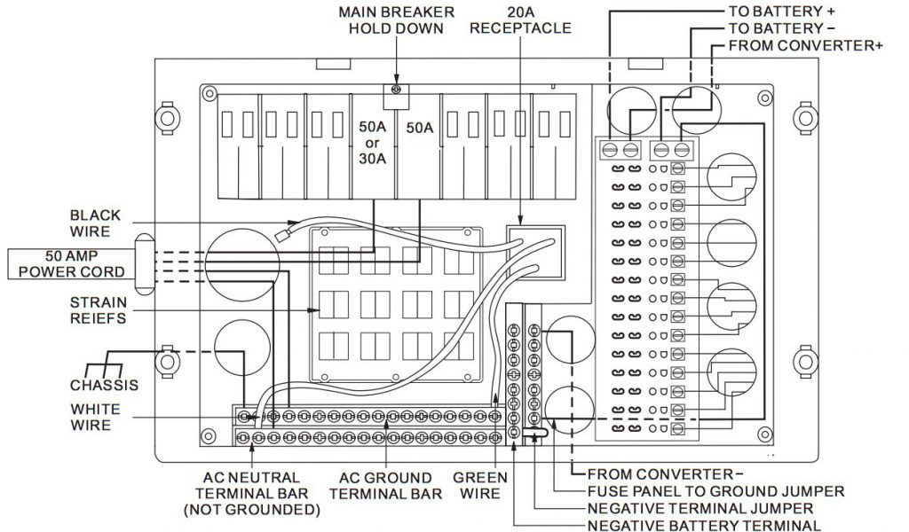 wfco rv converter wiring diagram electric quad bike magnetek power 6345 gallery collection unique progressive dynamics download