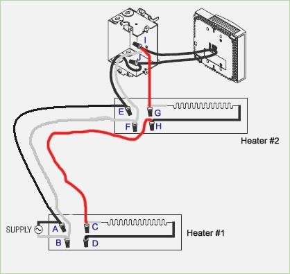 Wiring Diagram Database: Marley Electric Baseboard Heater