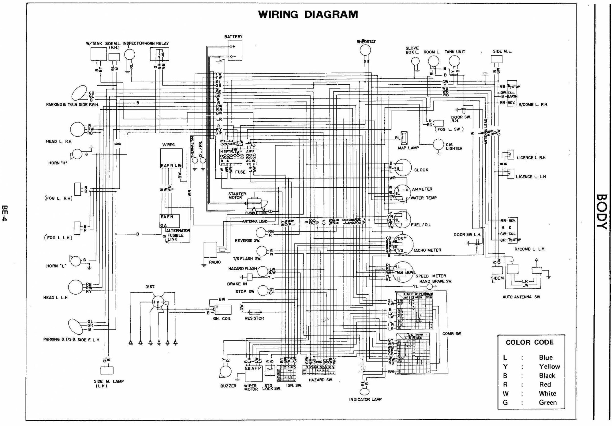 hight resolution of mercedes alternator wiring wiring diagram database 1989 mercedes 300e w124 engine diagram wiring diagram paper mercedes
