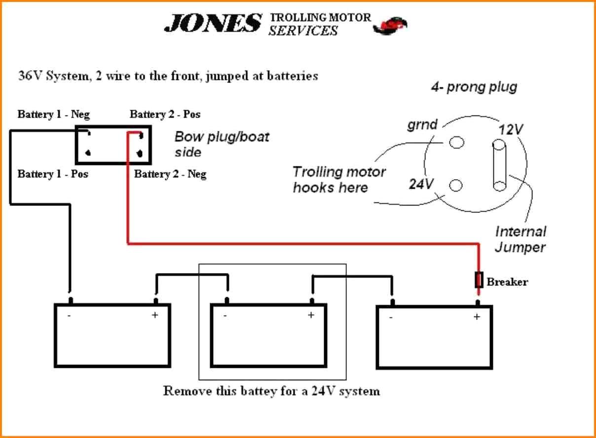 Motorguide Trolling Motor Wiring Diagram - Database