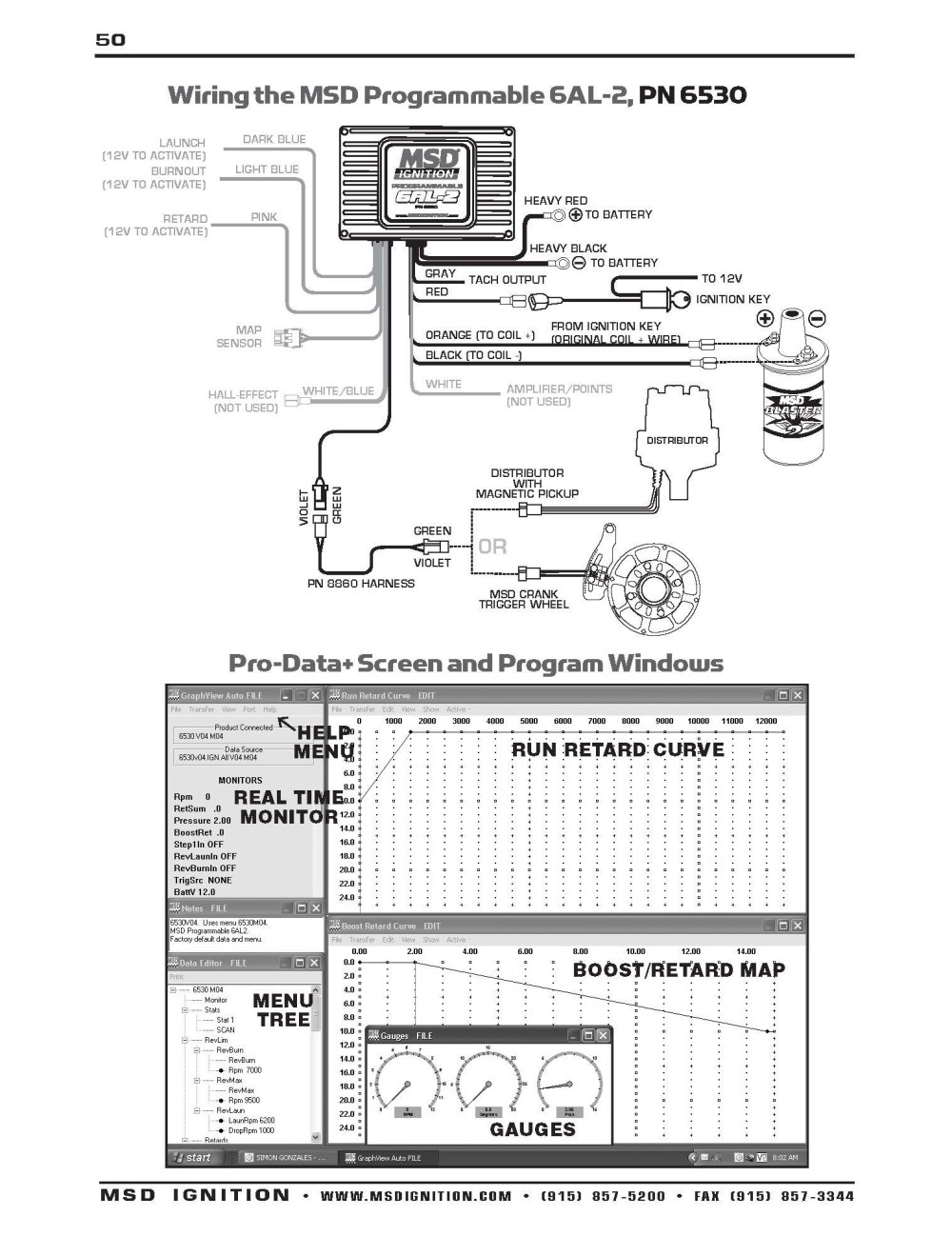 medium resolution of msd 6a schematic enthusiast wiring diagrams u2022 msd tachometer wiring diagram msd 6al instructions manual