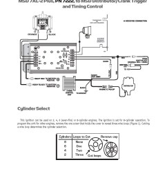 Msd 6al Wiring Diagram Chevy Hei - Hei Msd Al Box Wiring Diagram on