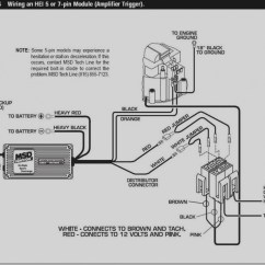 Msd 6a 6200 Wiring Diagram 99 S10 Brake Light 6al Gallery Sample