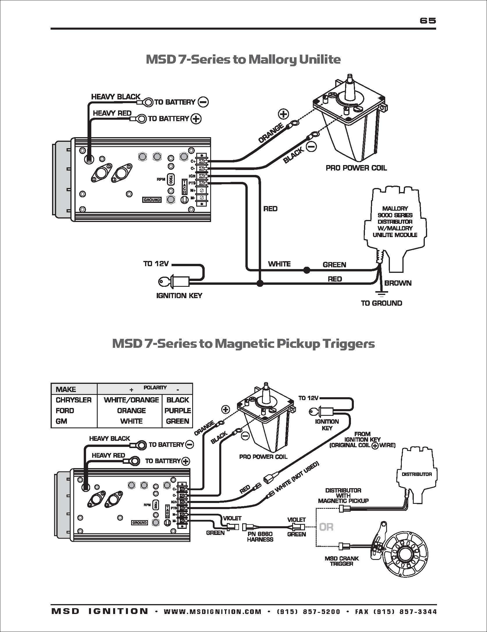 msd 6al wiring diagram hei 1999 gmc sierra radio 6btm gallery sample