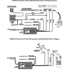 msd distributor wiring harness diagram wiring diagram article review [ 1675 x 2175 Pixel ]