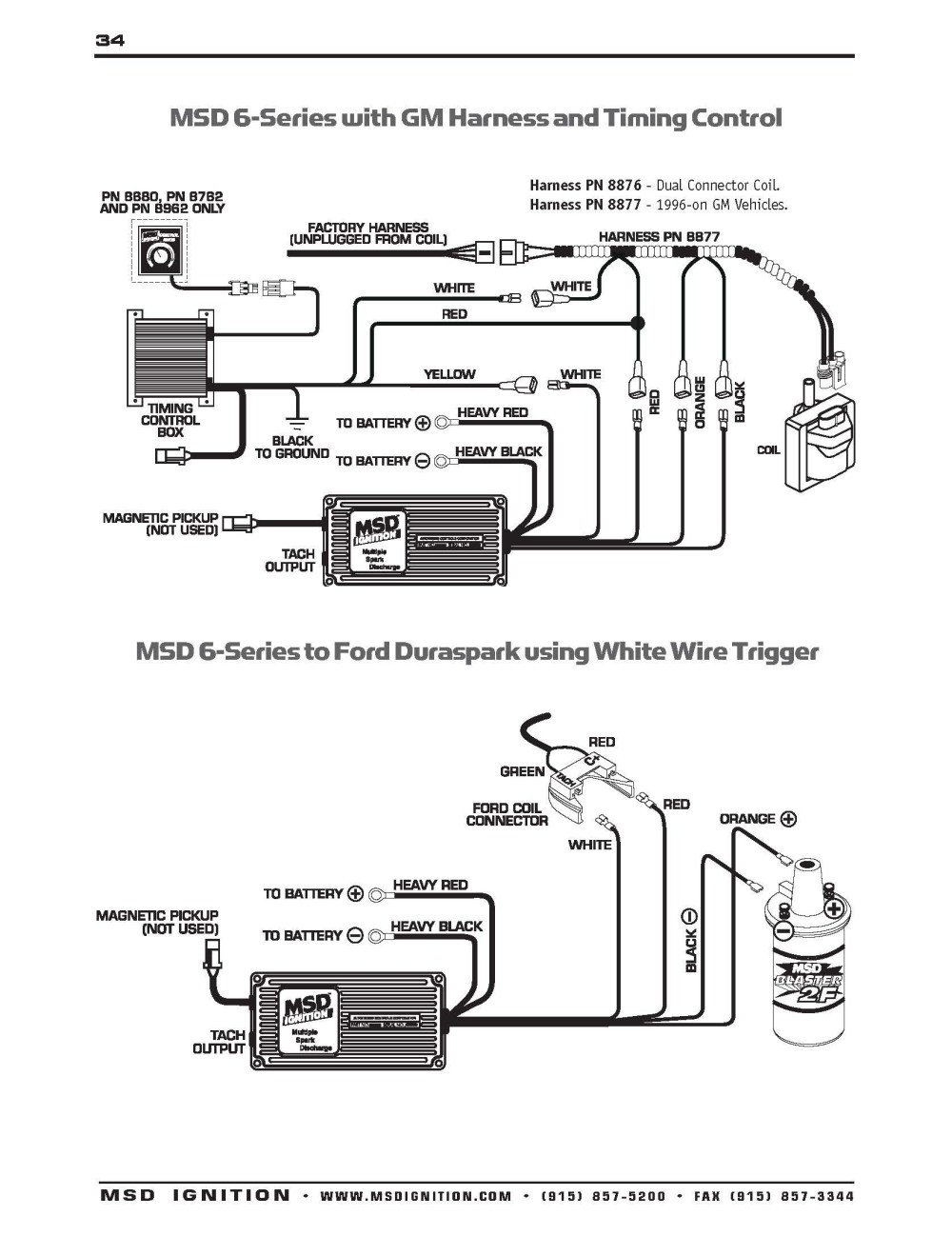 medium resolution of msd distributor wiring harness diagram wiring diagram article review