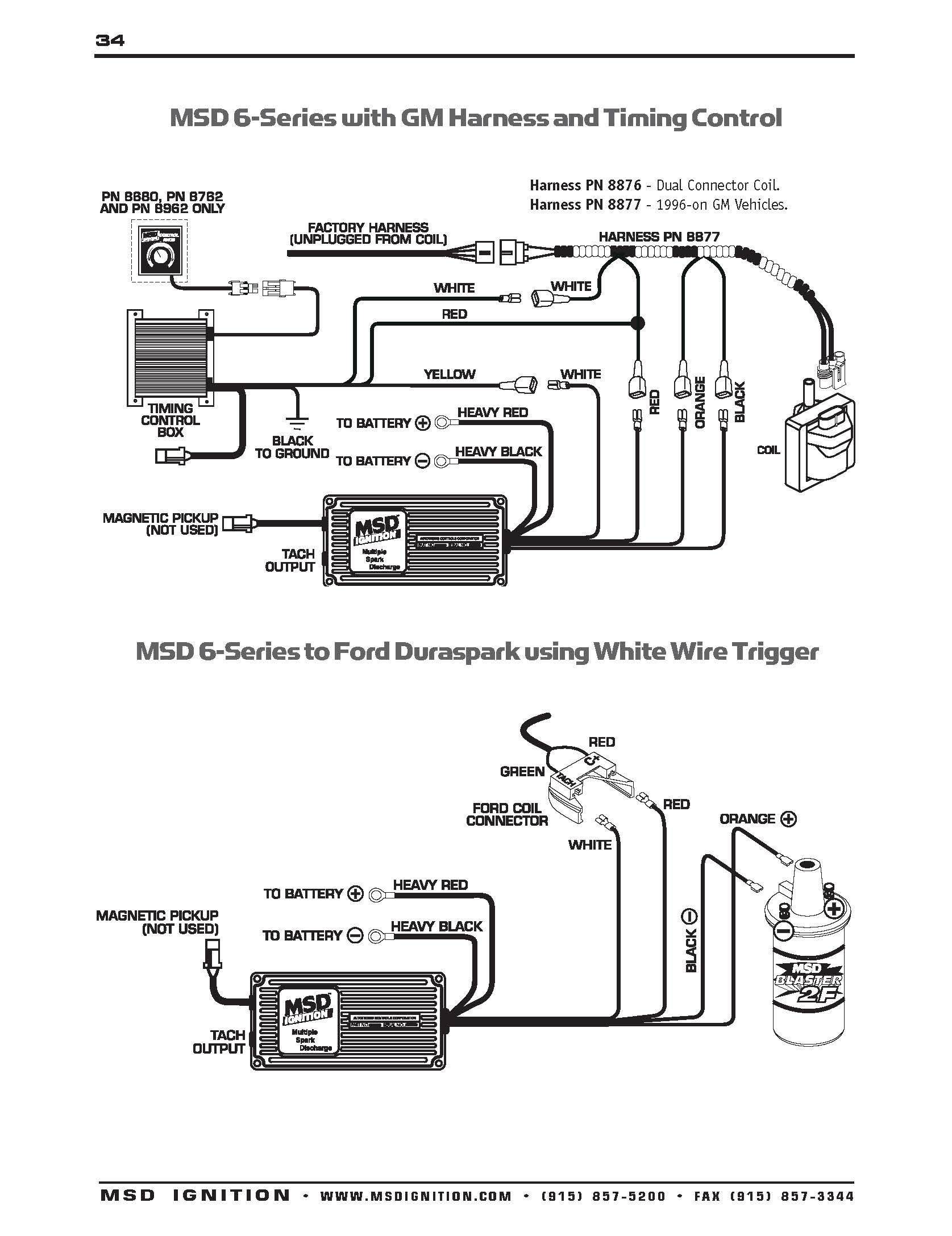 hight resolution of msd distributor wiring harness diagram wiring diagram article review