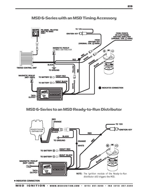 small resolution of msd 7 wiring diagram
