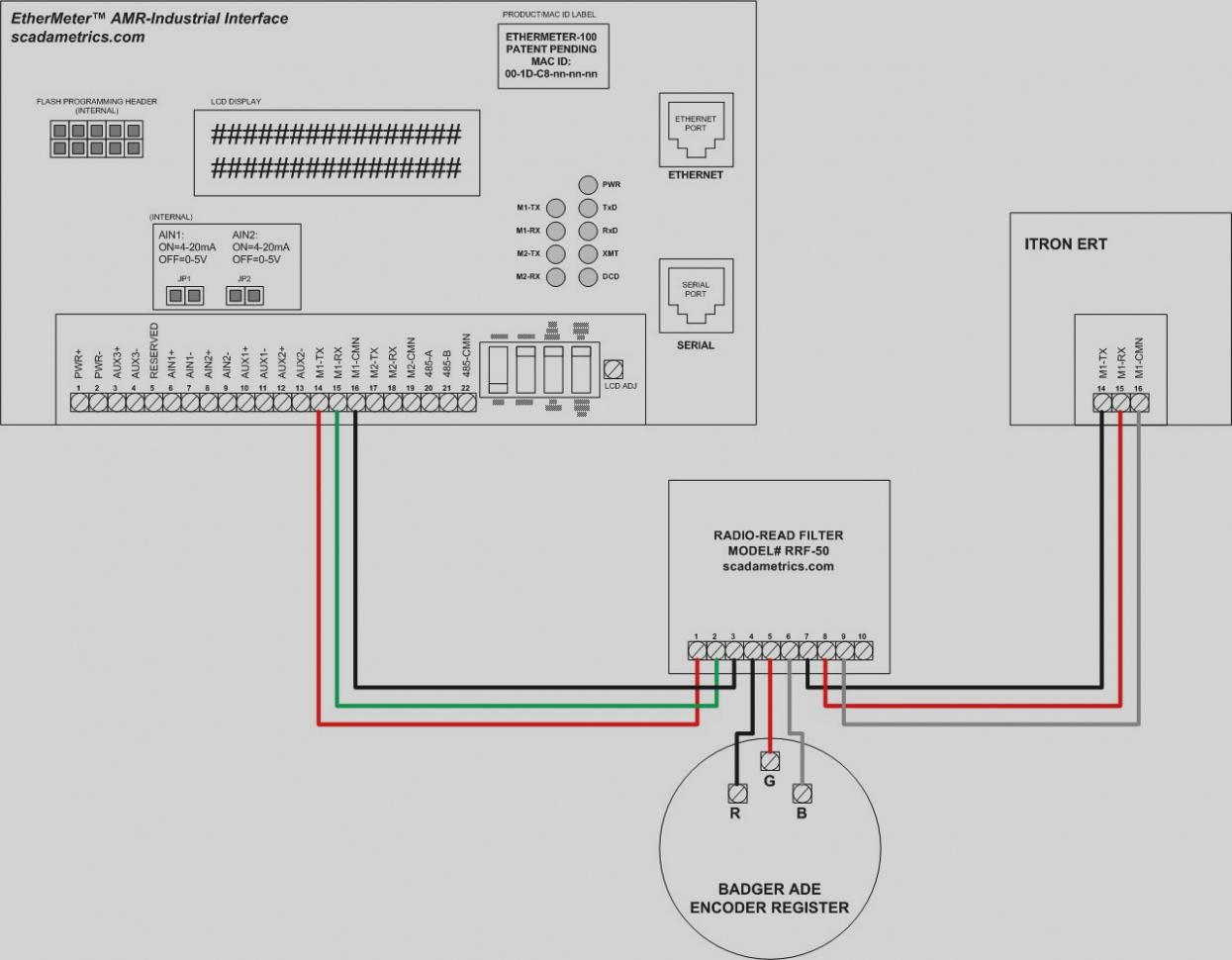 Neptune Water Meter Wiring Diagram Download
