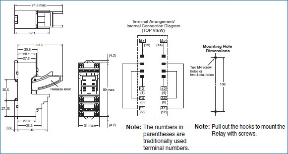 Omron H Ca Wiring Diagram on