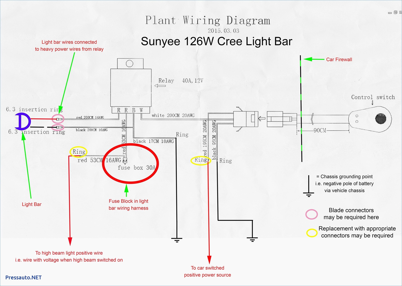 wiring diagram for led lights on trailer u haul 4 way flat phillips 7 plug sample collection fresh download
