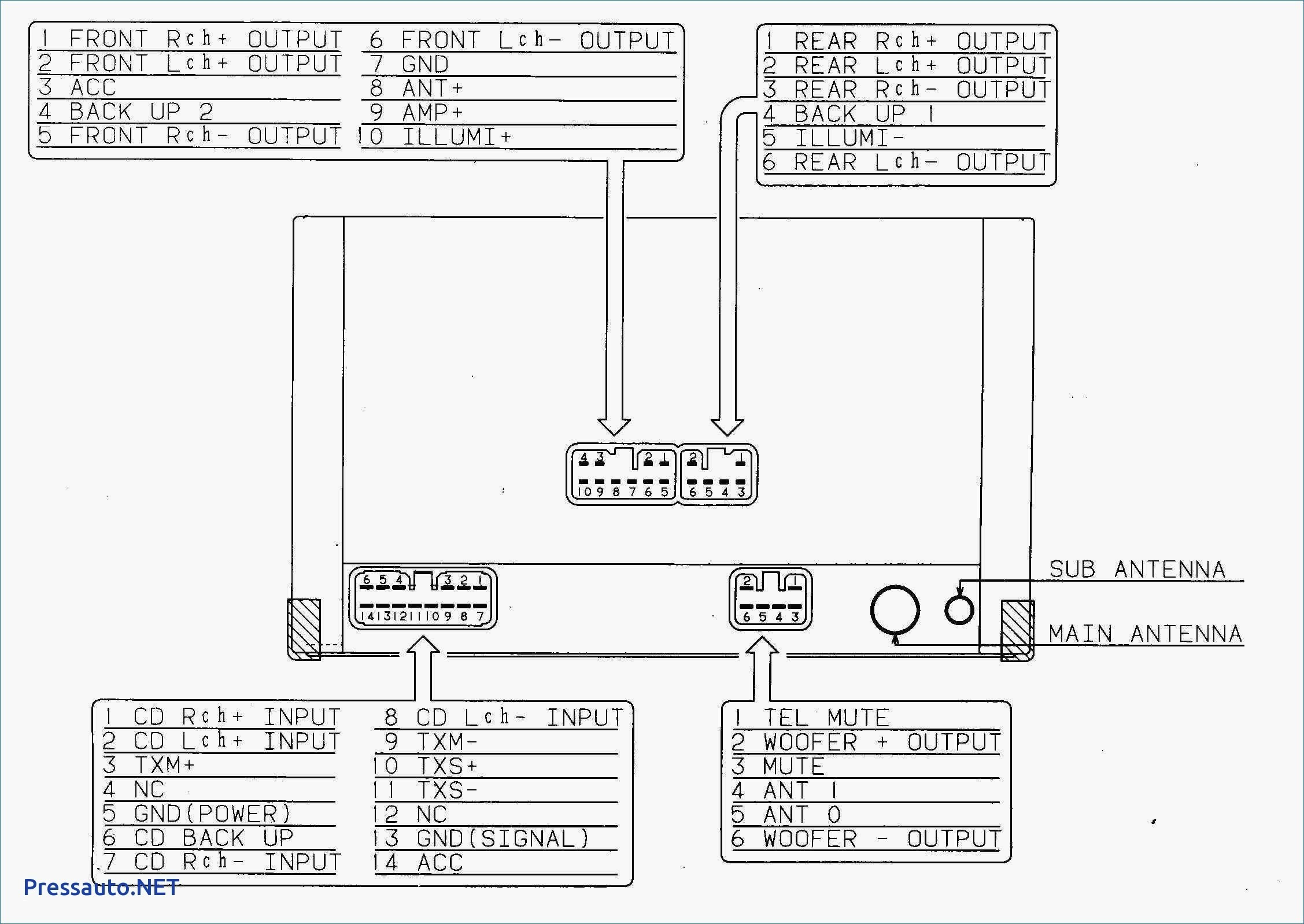 wiring diagrams for car audio holiday rambler diagram pioneer stereo free download