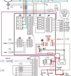 komatsu forklift wiring diagrams acc 50 [ 1952 x 2697 Pixel ]