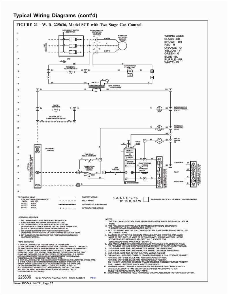 medium resolution of reznor gas furnace wiring wiring diagram forward reznor gas furnace wiring