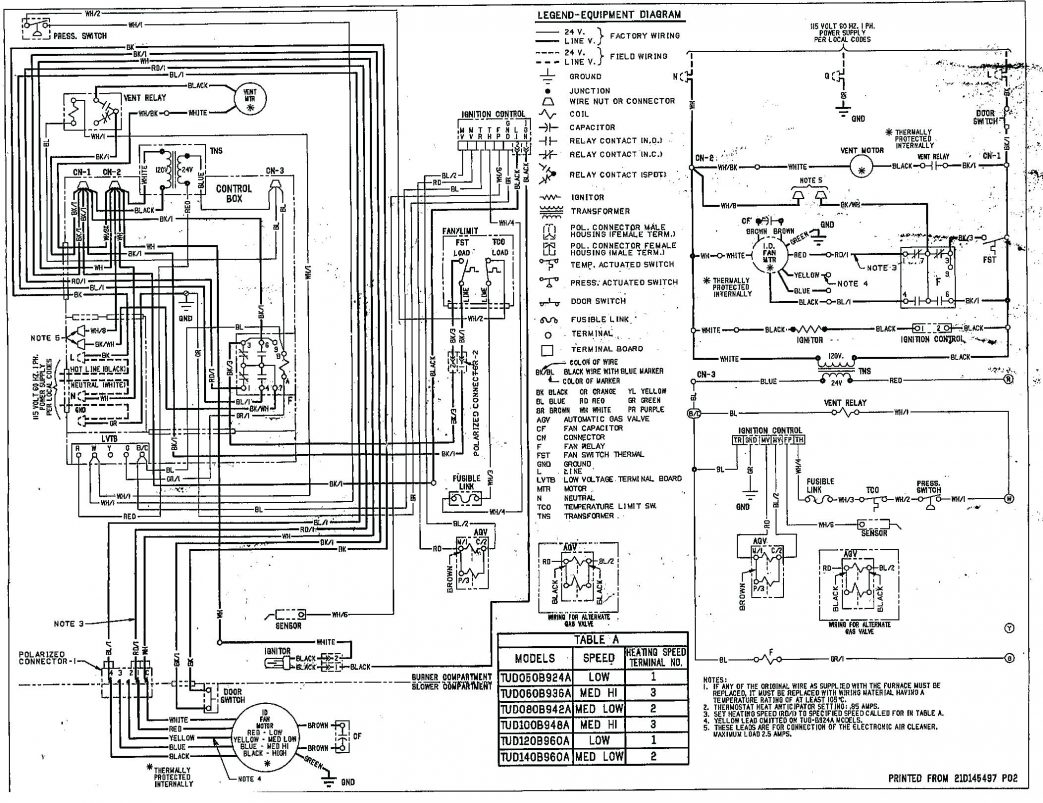 oil furnace thermostat wiring diagram of throat and lungs rheem download