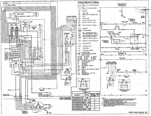 small resolution of rheem oil furnace wiring diagram download rheem thermostat wiring diagram 11 n download