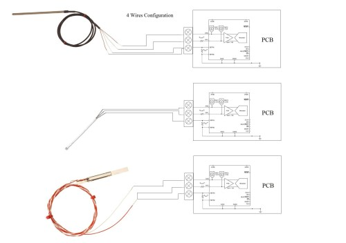 small resolution of pt100 4 wire connection diagram