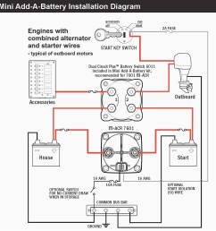 rv battery disconnect switch wiring diagram download wiring diagram for alternator to battery inspirationa awesome [ 1547 x 1543 Pixel ]