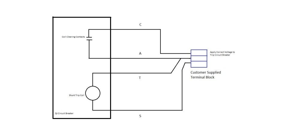 medium resolution of siemens shunt trip breaker wiring diagram collection circuit breaker schematic diagram nice siemens shunt trip