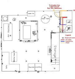 simple light switch wiring diagram download bathroom wiring diagram bathroom lighting circuit with simple 20 [ 1203 x 931 Pixel ]