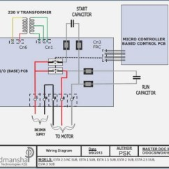 Control Wiring Diagram For Single Phase Motor Dodge 318 Electronic Ignition Conversion Starter Download Collection Submersible Explanation