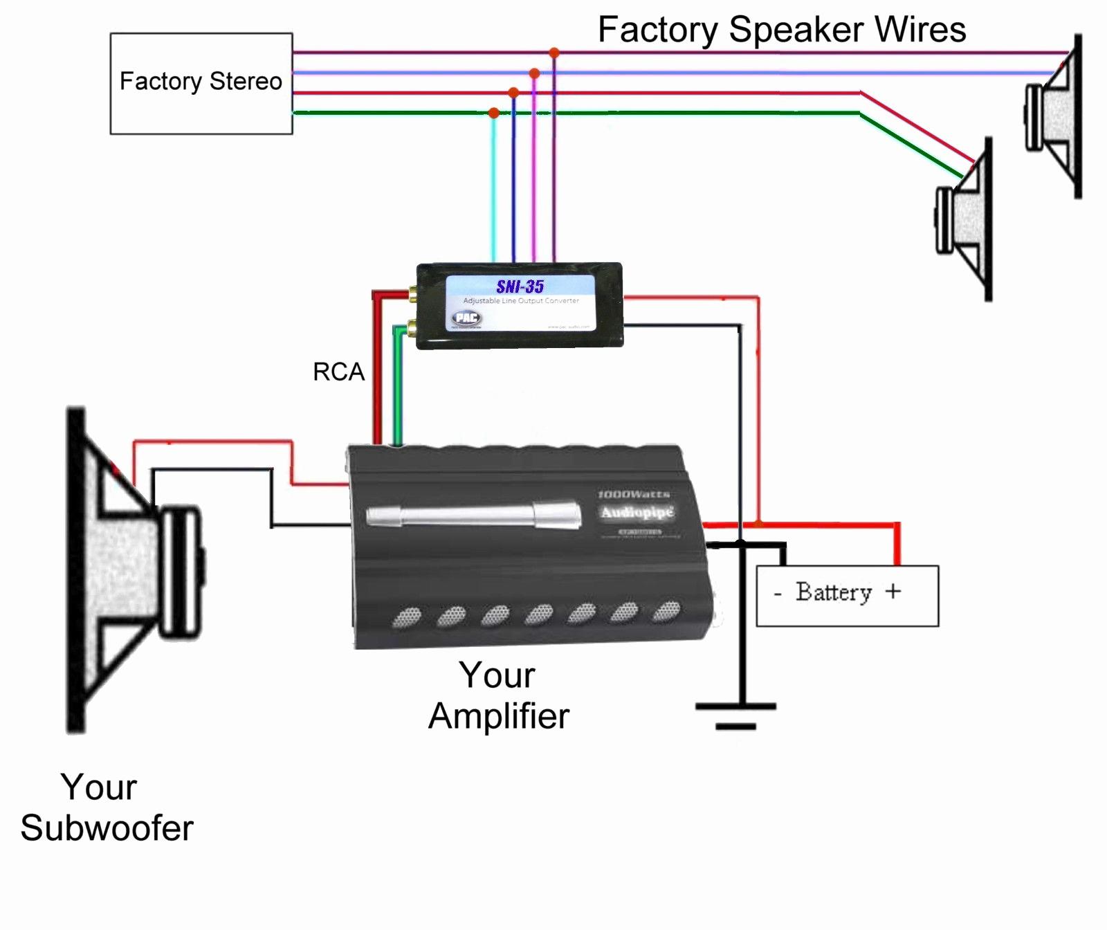 pac 80 wiring diagram ac motor run capacitor sni 35 adjustable line output converter