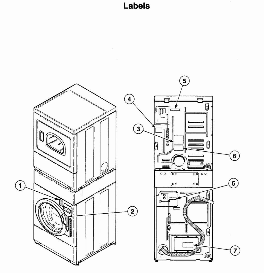 speed queen dryer wiring diagram trailer lights 6 pin sample