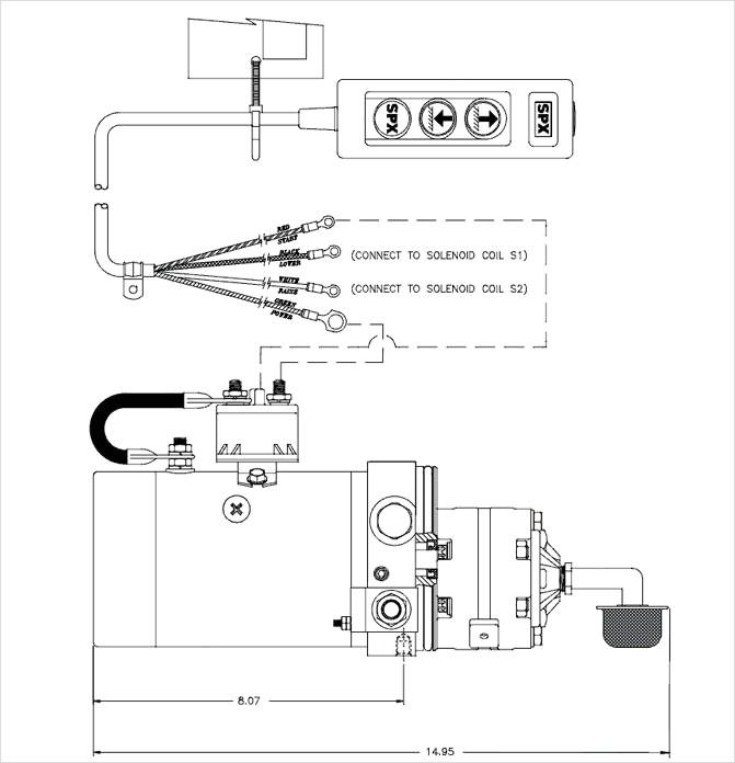 hydraulic pump wiring diagram 2002 chevrolet silverado stereo electric over blog data solenoid valve file hl77287 dump trailer schematic