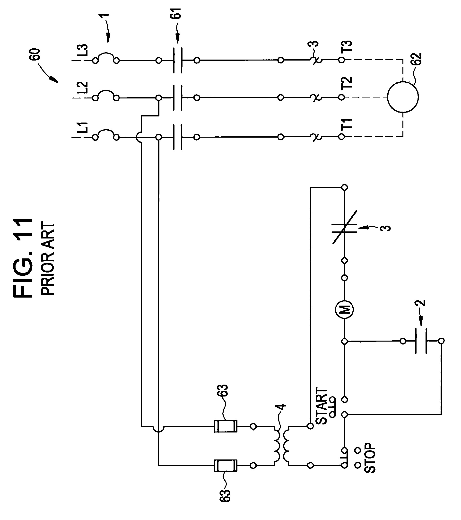 allen bradley motor starter wiring diagram 3 way light switch nz square d combination collection