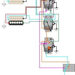 Guitar 3 Pickup Wiring Diagrams 97 F150 Wiper Motor Diagram Stratocaster 5 Way Switch Collection Strat Dimarzio Download