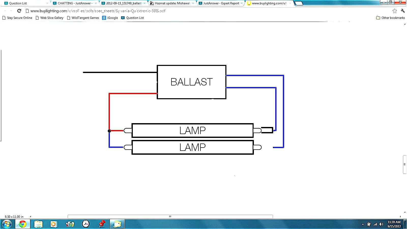 sylvania t8 ballast wiring diagram leviton three way dimmer switch quicktronic sample