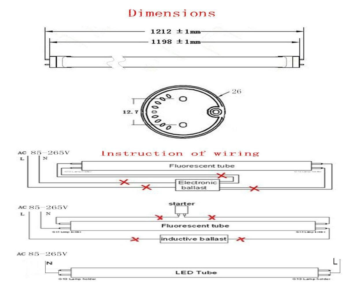 hight resolution of t8 led tube wiring diagram download the installation of t8 linear constant current led tube download wiring diagram