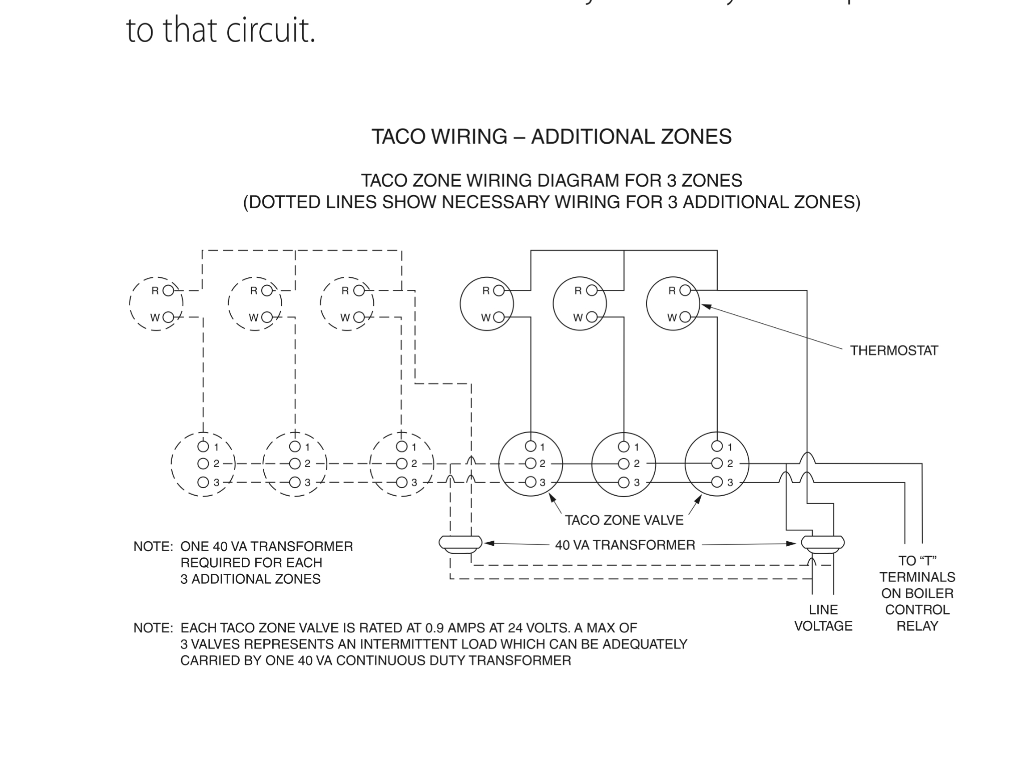 taco 571 zone valve wiring diagram double bubble 2 gallery sample