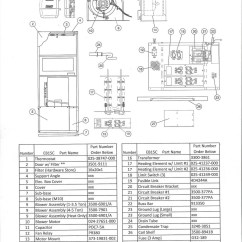 Heil Wiring Diagram Heat Pump Mechanically Held Lighting Contactor Tempstar Sample