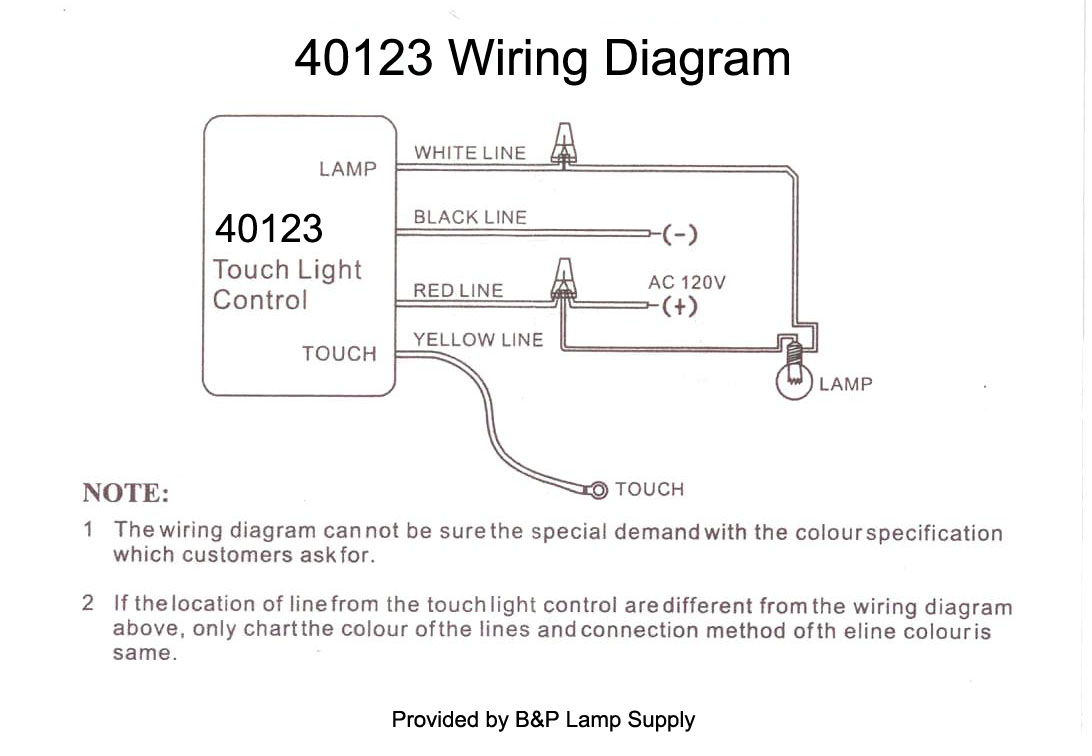 hight resolution of touch dimmer wiring diagram wire center